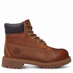Timberland Authentics 6-inch Waterproof Boot Barn Stövlar Bruna [56798NKT]