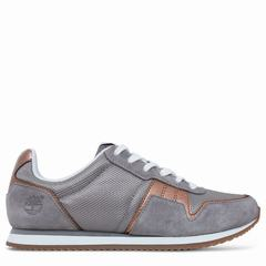 Timberland Retro Runner Oxford Dam Sneakers Grå [11703RHO]